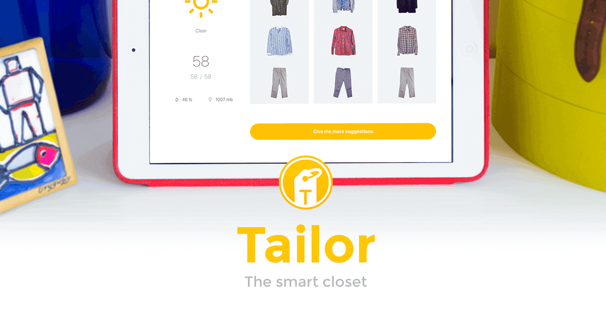 Tailor : The Smart Closet